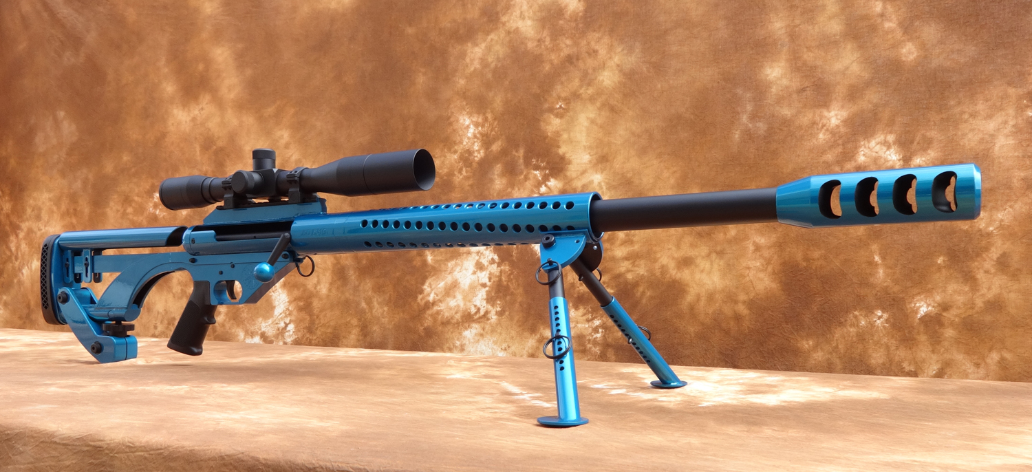 Our photo gallery of shoots with the ferret50 50bmg rifle for Mobilia 50 ar